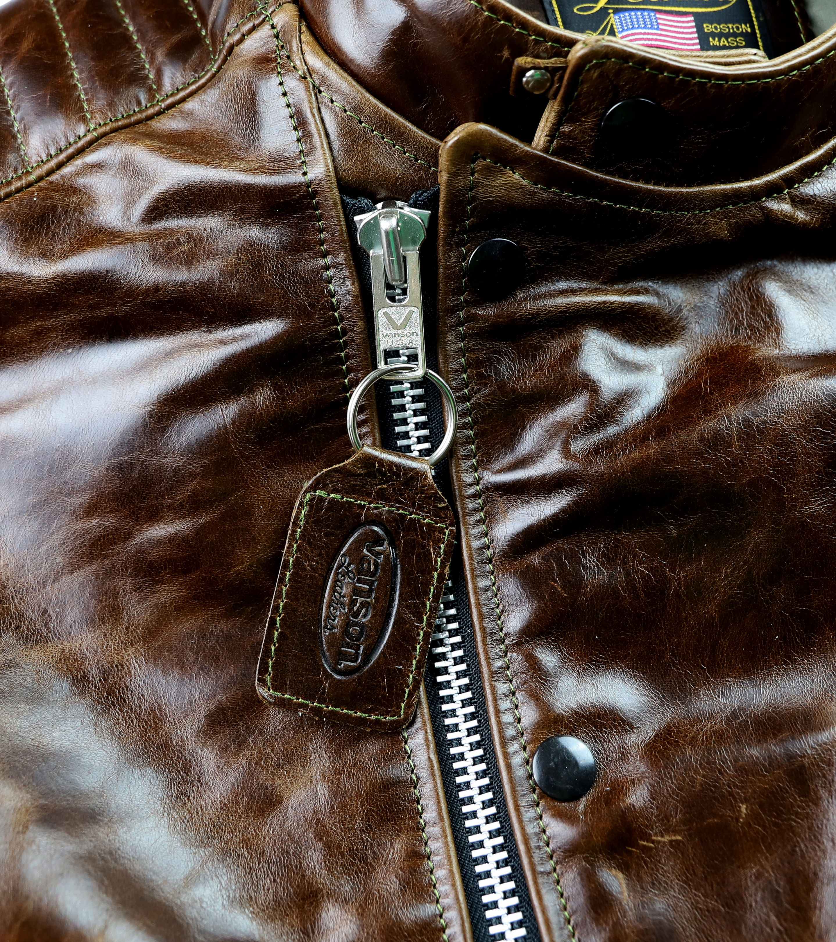 Vanson Portland Dark Maple Bainbridge NPL1 key fob.jpg