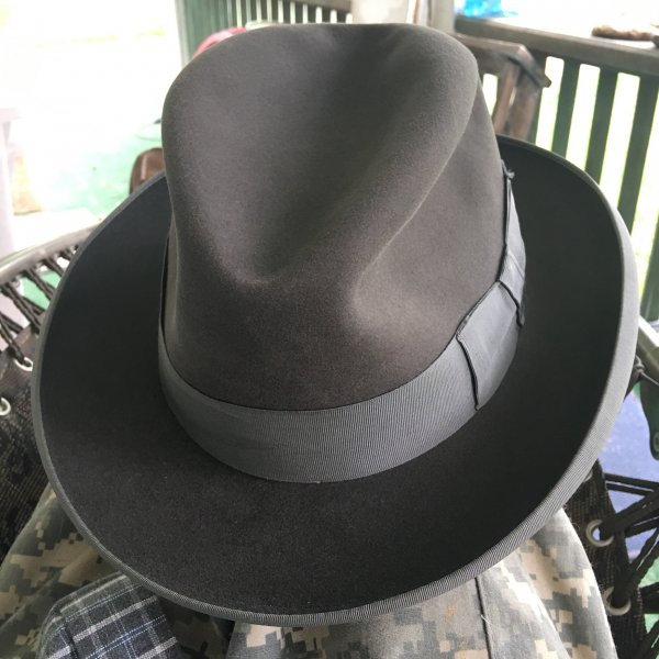 a8c33c9b2 What Hat Are You Wearing Today ?   Page 62   The Fedora Lounge